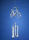 Spoonman Bicycle Windchime