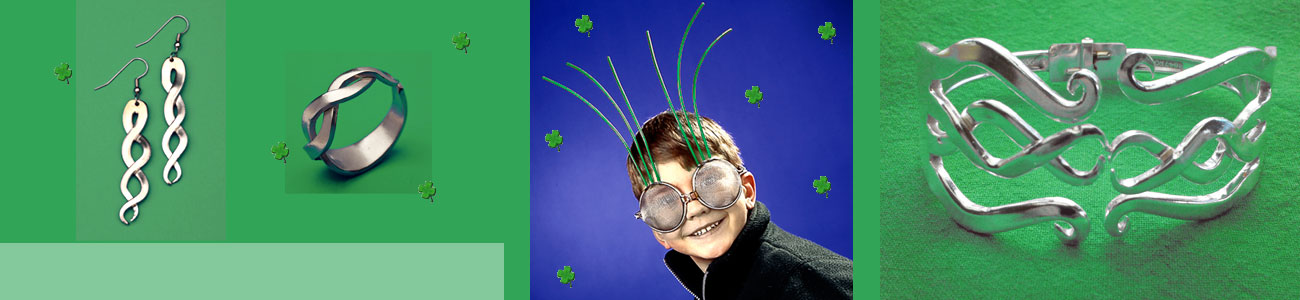 Luck O' the Irish to You ! !