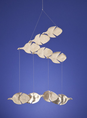 Flock of Birds Windchime
