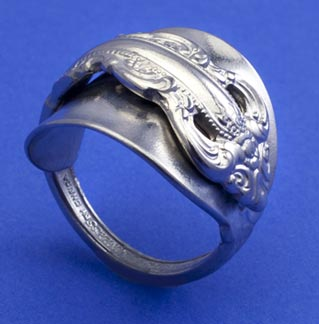 Super Spoon Ring