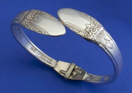 Spoon Handle Offset Bracelet